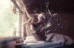 Falling Asleep - by Stefan Witte