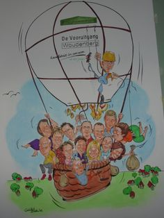 De vooruitgang   By Christel Schols, sneltekenaar.nl