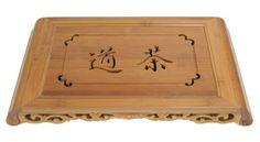 Large Bamboo Gongfu Tea Tray
