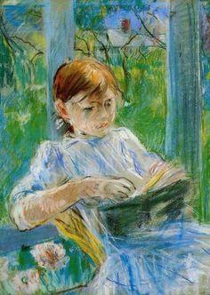 Berthe Morisot 1886