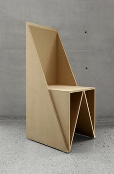 Diy Chair Cheap And Creative DIY Cardboard Furniture Ideas Home . Cardboard Chair For Children Mini Cardboard Chair For. Cardboard Chair, Diy Cardboard Furniture, Cardboard Design, Plywood Furniture, Diy Furniture, Furniture Design, Plywood Design, Cardboard Model, Plywood Chair
