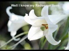 My Redeemer Lives - Nicole C. Mullen with lyrics