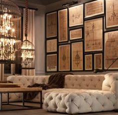i love anything tufted