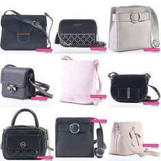 2157d153d51dc Najnowsze modele modnych torebek damskich typu crossbody we wszystkich  najmodniejszych kolorach i fasonach! http