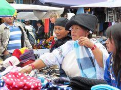 Market in Quito, Ecuador! #travel