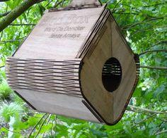 Bendable Bird Box