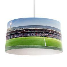 Lampenkap Feyenoord stadion | Bestel lampenkappen voorzien van digitale print op hoogwaardige kunststof vandaag nog bij YouPri. Verkrijgbaar in verschillende maten en geschikt voor diverse ruimtes. Te bestellen met een eigen afbeelding of een print uit onze collectie. #lampenkap #lampenkappen #lamp #interieur #interieurdesign #woonruimte #slaapkamer #maken #pimpen #diy #modern #bekleden #design #foto #feyenoord #club #voetbal #voetballen #supporter #rotterdam #stadion #voetbalveld #sport