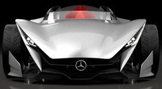 That's a Mercedes Benz #concept
