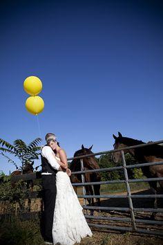 horse-farm-wedding-photos