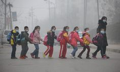 Forecasting China's smog seen as business opportunity for IBM and Microsoft | World news | The Guardian