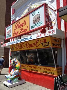 Ben's Chili Bowl in Washington DC, D.C.