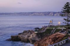 """Look at the views from this chic 2BR/2BA condo in La Jolla's elite """"939 Coast."""" Life as a 939 resident offers an element of luxury and exclusivity that is a rare find among California coastal properties!"""