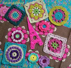 Crochet Class Eclectic Gipsyland London | Flickr - Photo Sharing!