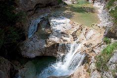 Salzburg, Waterfall, Nature, Outdoor, Traveling, Public Bathing, Bregenz, Editorial Board, River