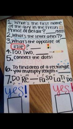 Cute way to ask someone to prom!