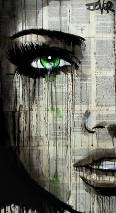 "Saatchi Art Artist Loui Jover; Drawing, ""chapter"" #art"