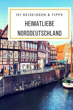 Urlaub & Reise - Heimatliebe Norddeutschland. Reiseideen, Reiseberichte, Reisetipps und Ausflugs-Empfehlungen. So schön ist der Norden!