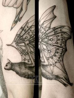 MINKA SICKLINGER <--- at EastSide Tattoo in New York