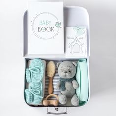 Items similar to Babybox Babyshower Baby box Gift box for newborns Gift Set Box birth gift original Gift box for children Baby shower Kids gift on Etsy Baby Gift Box, Cute Baby Gifts, Baby Box, New Baby Gifts, Cool Gifts For Kids, Gifts For Women, Baby Hamper, Birth Gift, Newborn Gifts