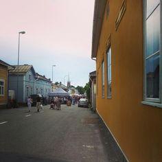 Summerfair in Kristiinankaupunki