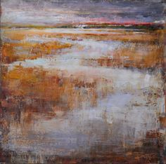 Curt Butler, oil & encaustic (two of my favorite mediums!)