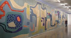 Roberto Burle Marx - Tapeçaria