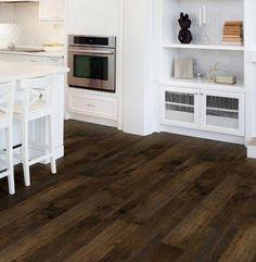 Casita Monterey Hardwood Flooring in a kitchen by Hallmark Floors