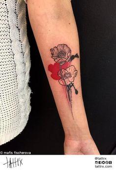 Mafis Fischerová Tattoo | Brno / Prague, Czech Republic