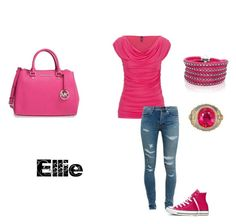 """""""Ellie"""" by shaunatamplen on Polyvore"""