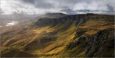 Poster Schottland - Isle of Skye - Highlands