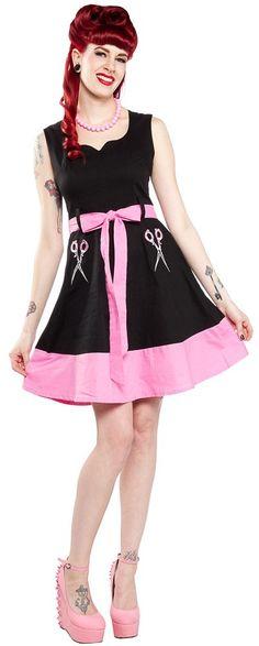 PAPERDOLL CLASSIC DRESS