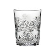 WATERFORD Crystal Snowflake Wishes 2014 4th Edition Peace Mooncoin Double Old Fashioned Clear $65 EACH BEST PRICE GUARANTEE FREE WORLD SHIPPING (LOCAL ORDER PICK UP IS ALSO AVAILABLE & GET 20% OFF)