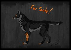 Canine adoptable - CLOSED by Daevirilis.deviantart.com on @deviantART