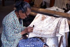 Batik Making Event by Indonesian Consulate