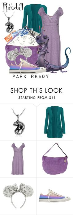 """""""Randall: Park Ready"""" by laniocracy ❤ liked on Polyvore featuring WearAll, LIU•JO, Blugirl, Disney, Converse and disneyland"""