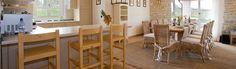 View if the kitchen / diner at Casa Bella, Luxury Villa to Rent in Istria, Croatia.