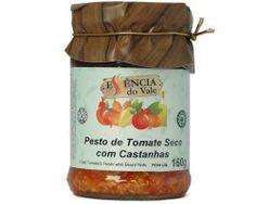 Pesto de tomate seco com castanhas | 160g