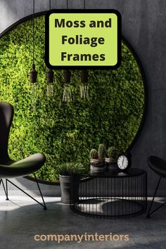 The Pre-made Flat Moss Panels are ready to use in your decor design either for your moss wall or a moss frame. They are pre-glued onto a 5mm mdf backing so can be bonded onto a surface or mechanically fixed with small screws through the front onto a hard backing or surface. They require NO Maintenance, watering or day-light, as they are made from preserved moss which is stabilized and will  last at least 10 years. #mossframes #mossart #moss #mosspictureframes #mossdesigns #preserved moss Back Garden Design, Patio Design, Back Gardens, Outdoor Gardens, Moss Decor, Moss Art, Just Dream, Garden Projects, Garden Ideas