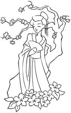Geisha Girl_image