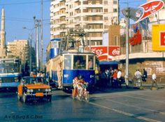 1984 Old Egypt, Alexandria, Times Square, Street View, City, Travel, Viajes, Ancient Egypt, Cities