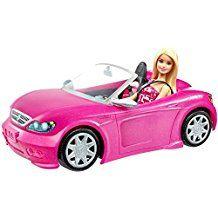 barbie cabrio auto