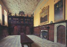 Knole House - Kent - Great Hall, Jacobean