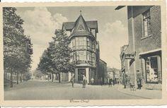 KE 009 - Kreits Ecke um 1930 - rechts noch Julius Krämer - später die Post. (Archiv Oliver Becher)