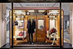 Subway 2016 windows by Coach & Booma Group New York City