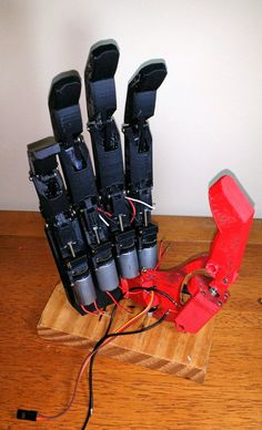 Biohand: An Inexpensive 3D Printed Open Source Prosthetic http://3dprint.com/76855/biohand-low-cost-prosthetic/