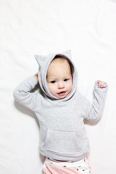 Baby Hoodie Pattern