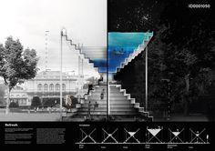 "24H Competition 10th edition winners reinterpret everyday ""metamorphosis""  1ST PLACE: Wilhelm Scherübl, Therese Leick | Vienna, Austria"