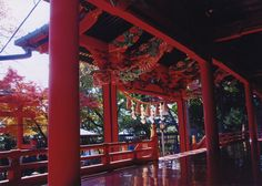 The Yakuoin Temple, officially known as Takaosan Yakuoin Yukiji Temple, is one of the Daihonzan temples of the Chizan School of the Shingon sect