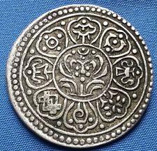 Tibet Silver Gaden Tangka Rhodes F(vi)
