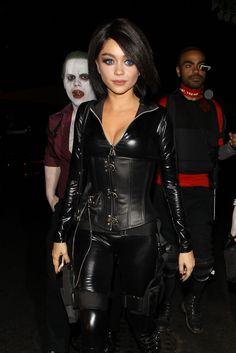 """Pinterest's Girls"" — leatherleatherlady: Sarah Hyland Halloween..♨️CS♨️"